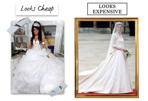 602aa1746d9 10 Reasons Your Wedding Dress Looks Cheap