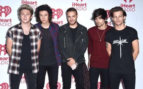 One Direction Speaks Out About the Nude Photo Hack