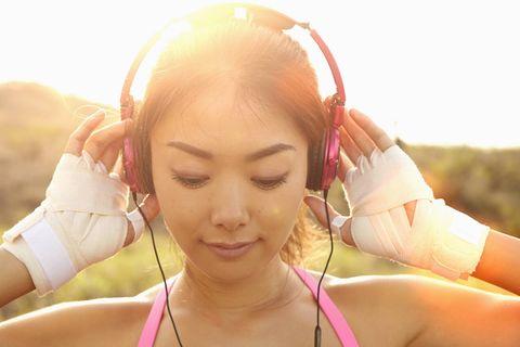 music-workout