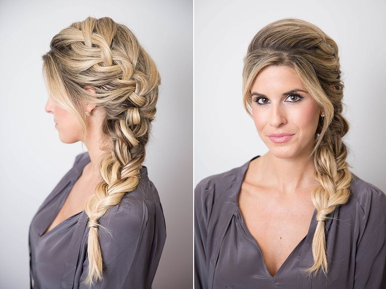 17 Braided Hairstyles With GIFS