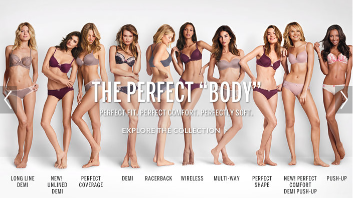 "Victoria's Secret Alters ""Perfect Body"" Campaign After Major Backlash"