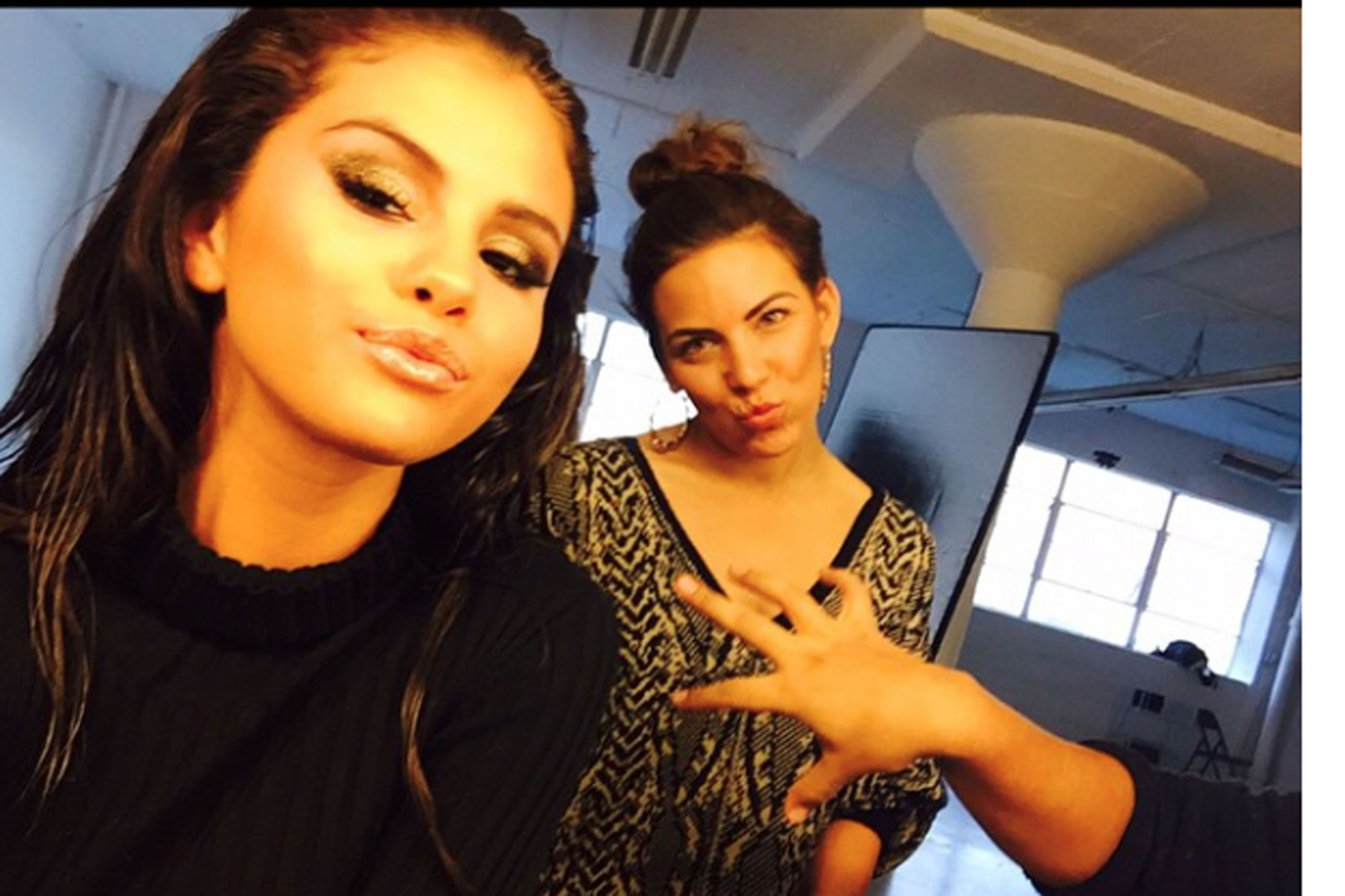 The 200 Best Celebrity Selfies