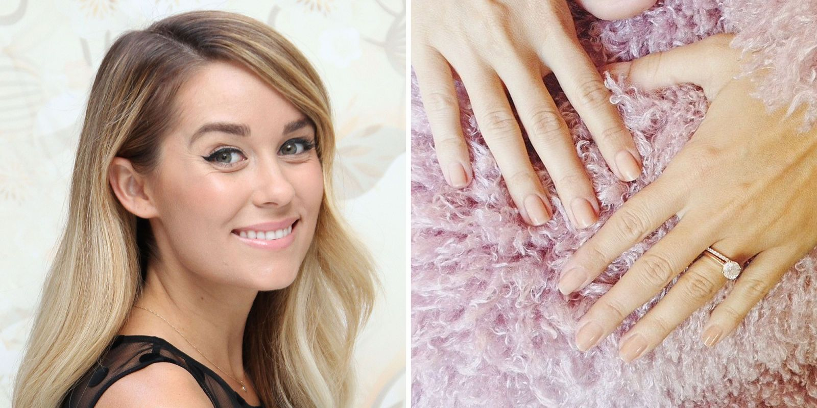 stunning celebrity engagement rings biggest and best engagement rings ever - Lauren Conrad Wedding Ring
