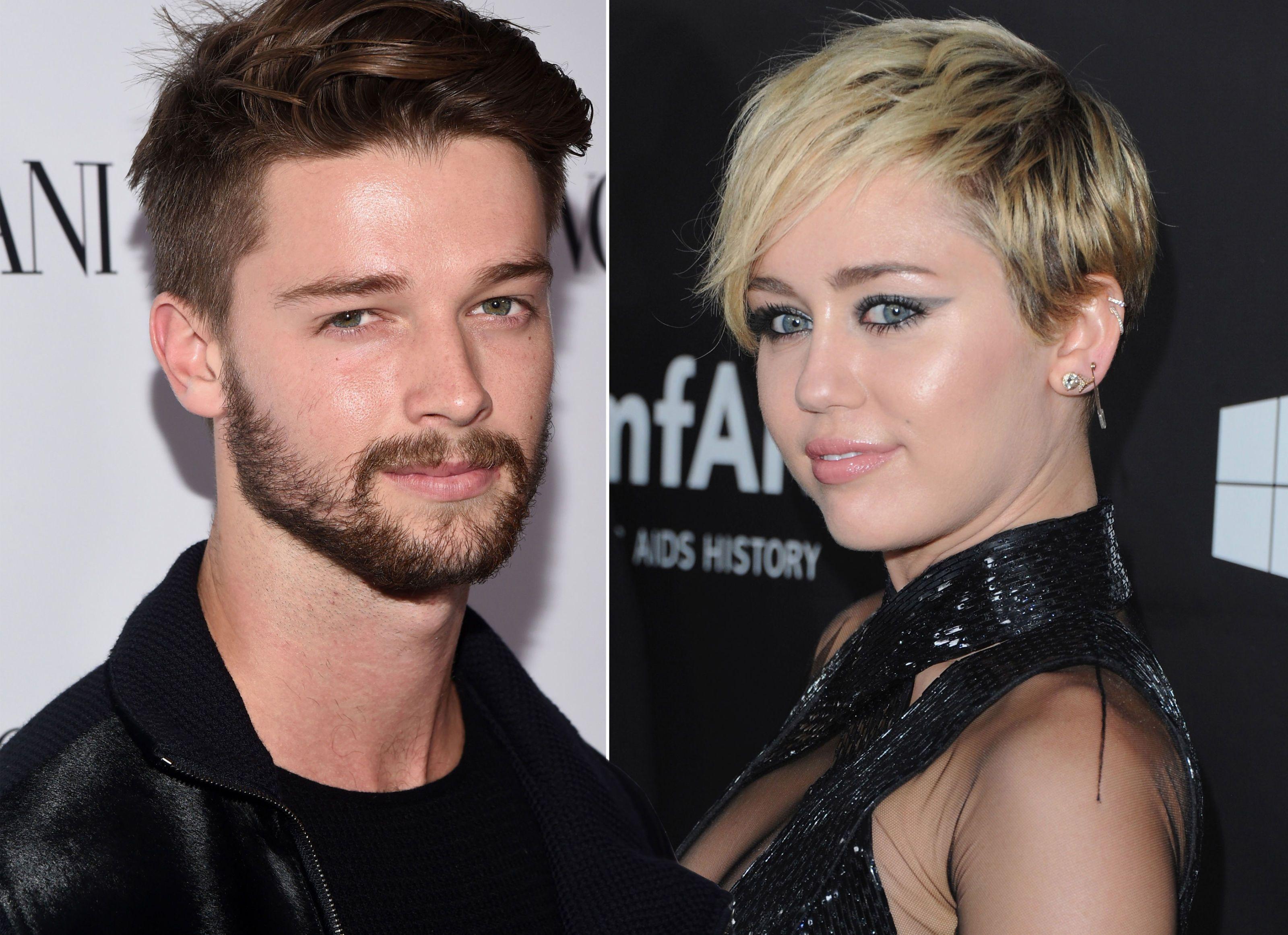 Miley cyrus dating arnold schwarzenegger son