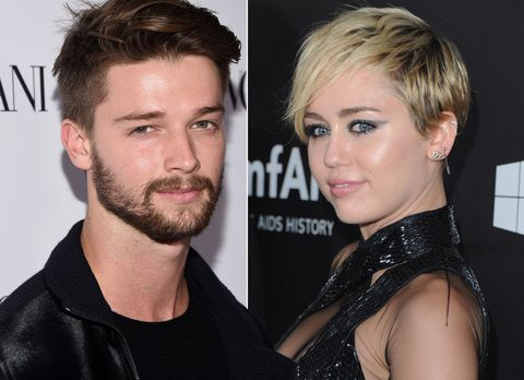 Dec 2014. Miley Cyrus and Patrick Schwarzenegger dating: Liam Hemsworth feels Arnold Schwarzeneggers son is using ex-Disney star for publicity.