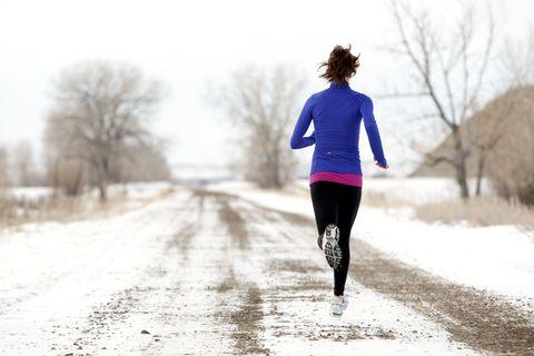 running-outside