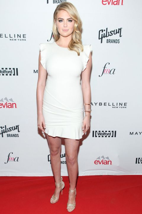 Kate Upton attends The Daily Front Row Second Annual Fashion Media Awards on Sept. 5, 2014 in New York City.