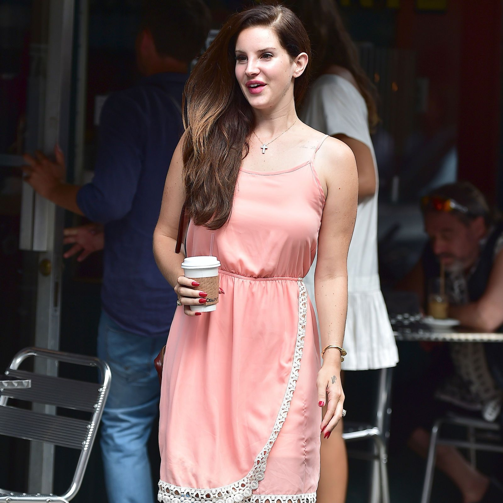 In Soho on Sept. 5, 2014 in New York City.
