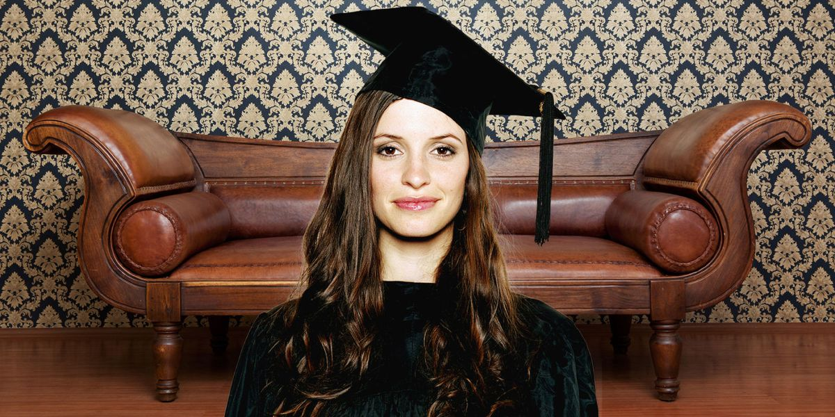 Can I get my Masters degree in Psychology first, then go back later for my doctorate?