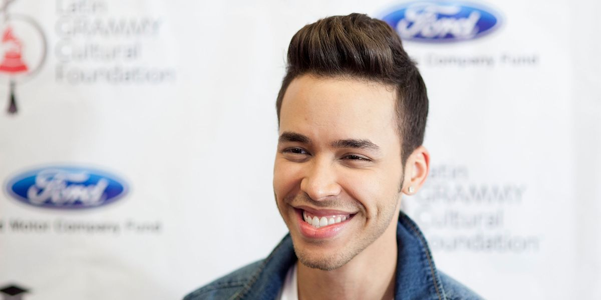 Prince Royce Releases New English-Language Single With