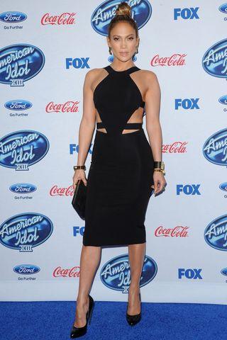 Jennifer Lopez's Craziest Cut-Out Dresses