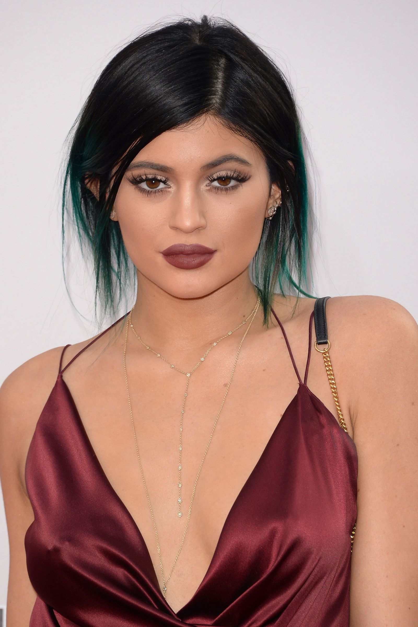Kylie Jenner attends the 2014 American Music Awards on Nov. 23, 2014 in Los Angeles.