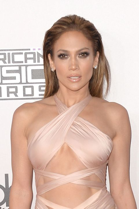 Jennifer Lopez attends the 2014 American Music Awards on Nov. 23, 2014 in Los Angeles.
