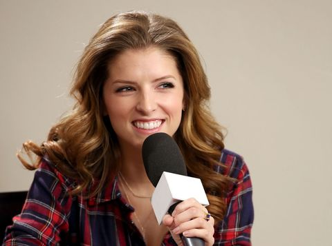 Anna Kendrick offers some great social media advice.