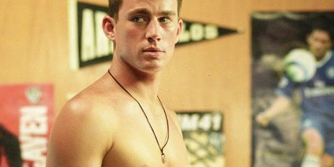 """Channing Tatum in """"She's The Man"""""""