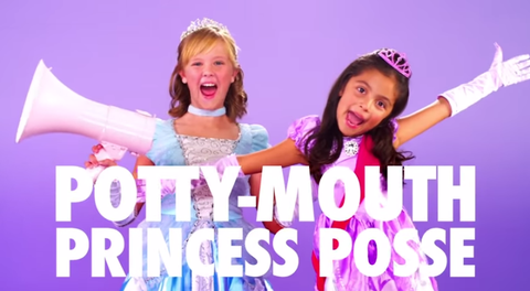 Little Girls Say the F-Word in Shocking Video to Make a Point About Violence Against Women