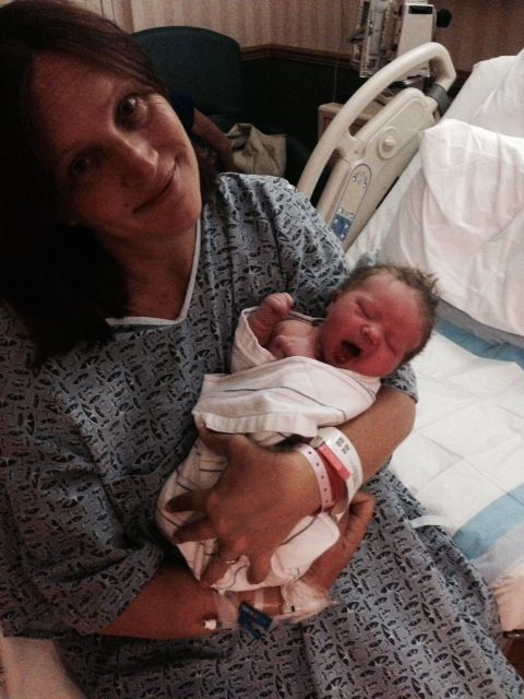 This Mom Checked Her Newborn Out of the Hospital Early  The