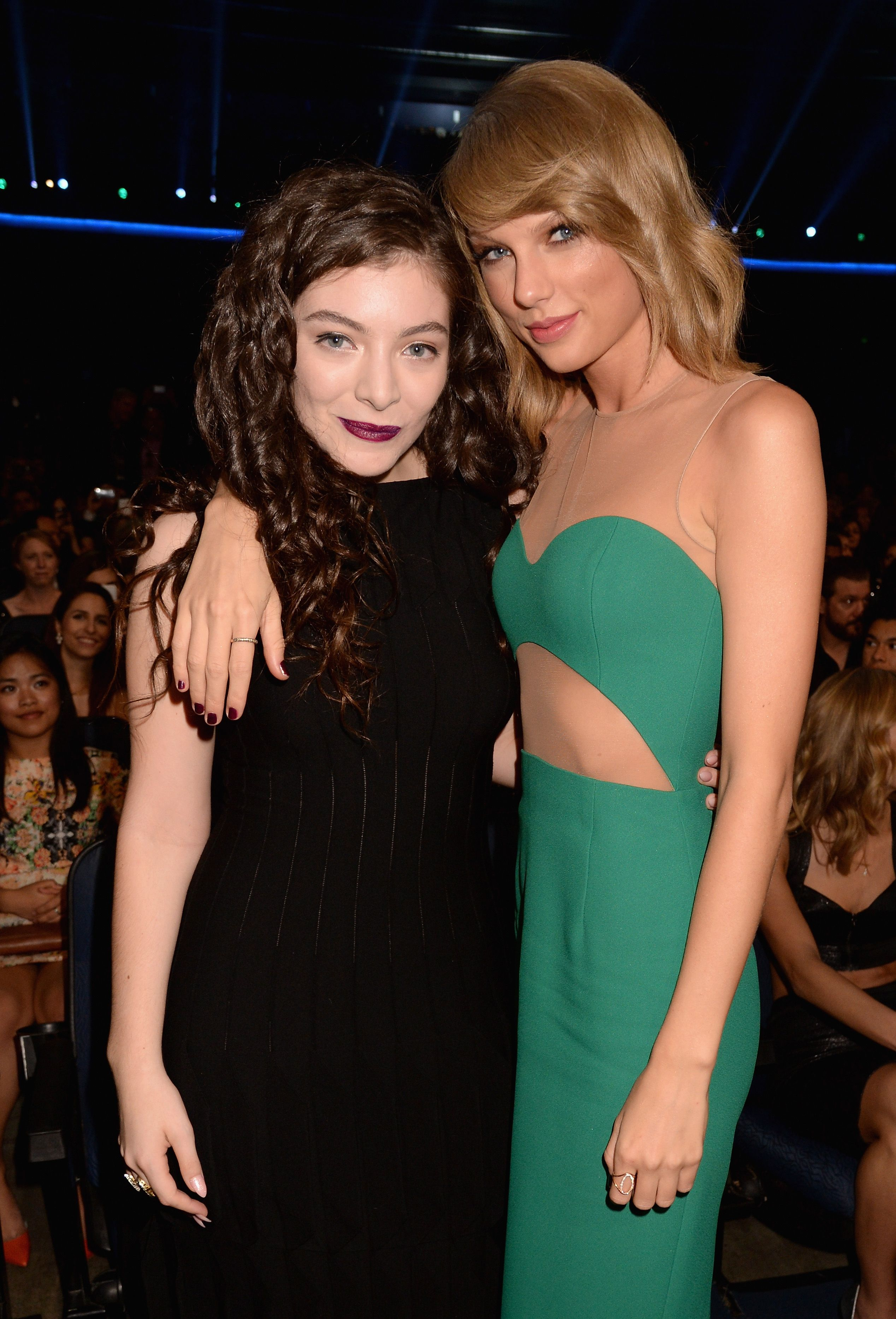Lorde And Taylor Swifts Friendship 2014 Timeline