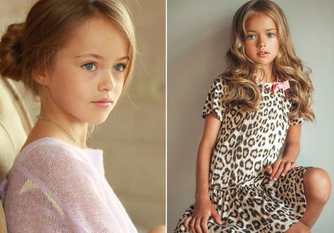 Child Model's Mother Snaps Back At Her Daughter's Critics