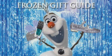 Frozen Gift Guide