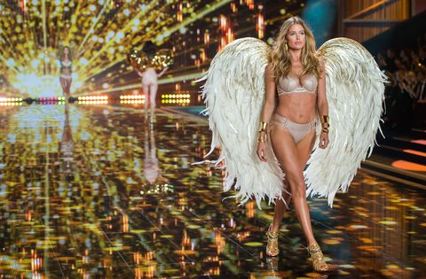7 Victoria's Secret Fashion Show Models Reveal What They Really Eat
