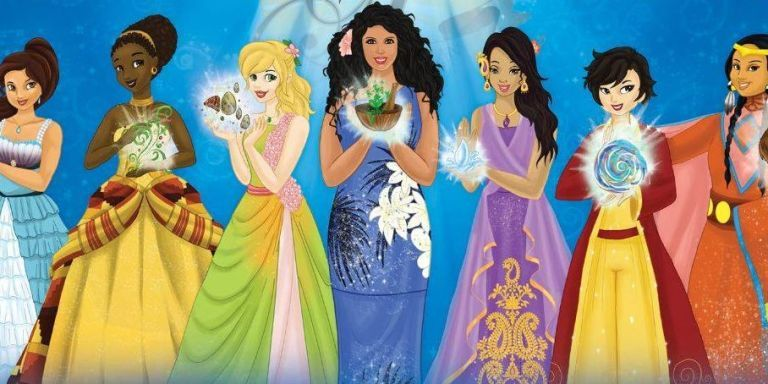These Badass New Princesses Just Totally One-Upped The ...