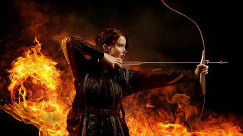 Katniss Everdeen doll sells for $2,500.
