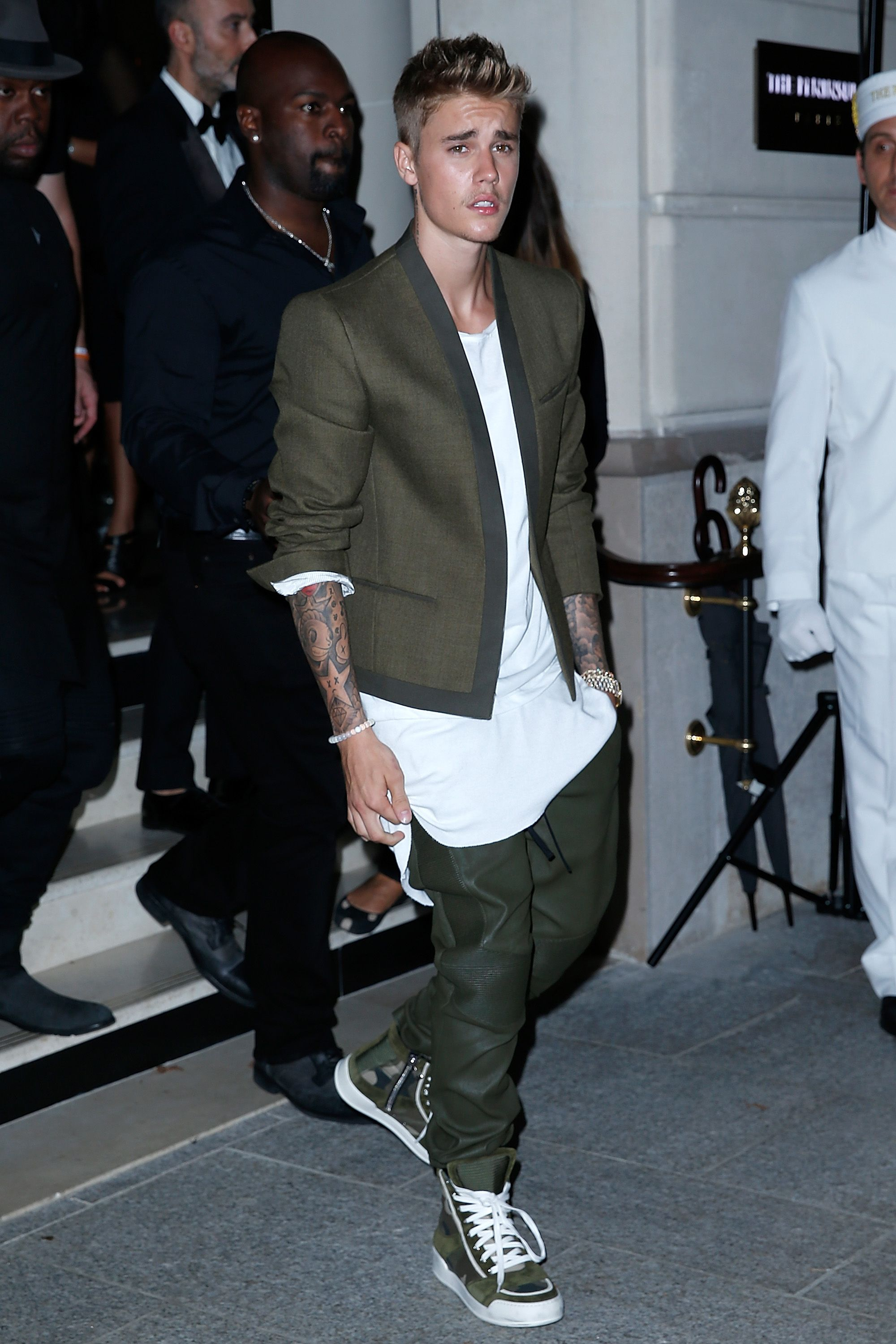 Is This Justin Bieber's New Love Interest?