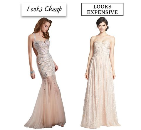 6ee397451e 10 Reasons Your Formal Dress Looks Cheap
