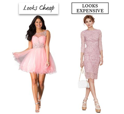 7e4f8ed5df3dc Pastel Pink Lace Gown, FOR LOVE AND LEMONS (Available at Nasty Gal), ...