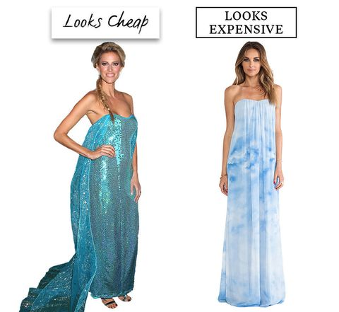 2aa55be2064 Sky Blue Gown Alice Olivia Available At Revolve. 10 Reasons Your Formal  Dress Looks ...