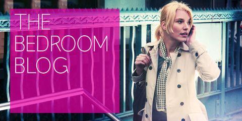 Sleeve, Coat, Collar, Outerwear, Jacket, Pink, Magenta, Street fashion, Blazer, Button,