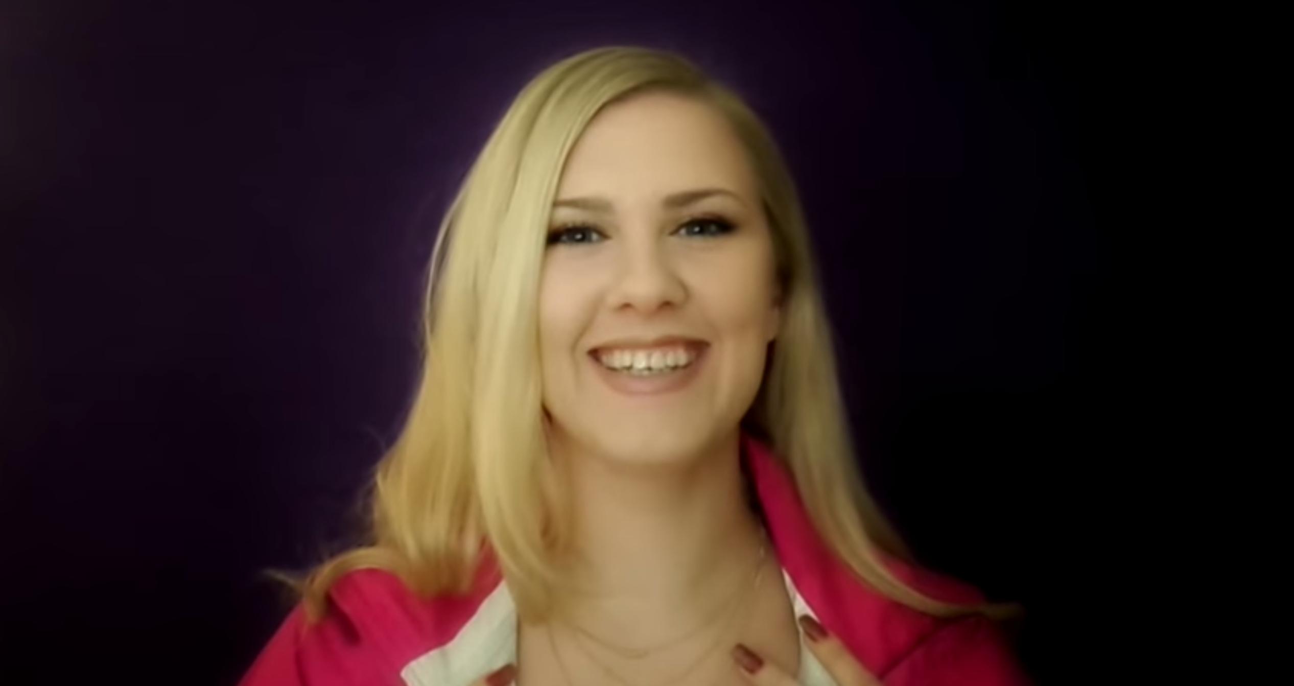 Mature with big boob tube