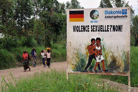 congo sexual violence