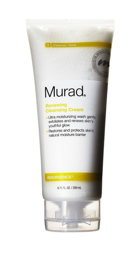 "Apricot and evening primrose oils in&nbsp;<strong>Murad&nbsp;</strong>Renewing Cleansing Cream ($36,&nbsp;<a href=""http://www.murad.com/"">murad.com</a>) prevent stripped, dried-out skin."