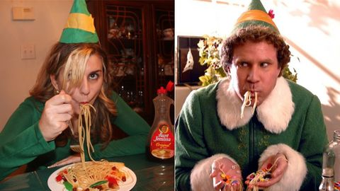 Buddy the Elf Woman