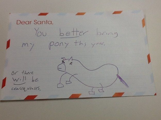 These Are the Best Ever Letters to Santa