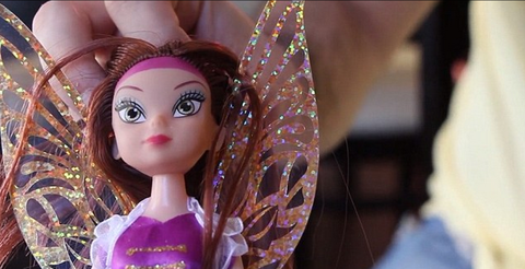 World's First Transgender Fairy Doll Is Just What Christmas Needs