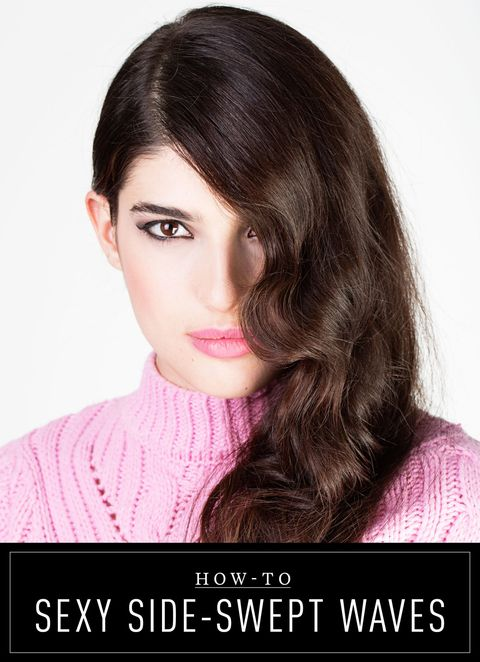 Side-Swept Waves - The Easiest Way to Create Perfect Side-Swept Waves
