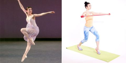 99905a799c6 This Former Ballet Dancer Gained and Lost 30 Pounds After She ...