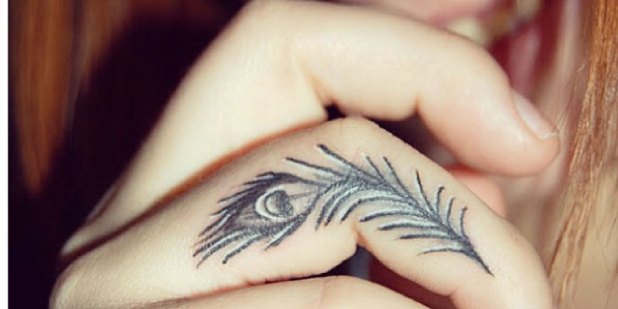 28 Tiny Finger Tattoo Ideas Welcome to our tattoo design photo/sketch gallery site! 28 tiny finger tattoo ideas