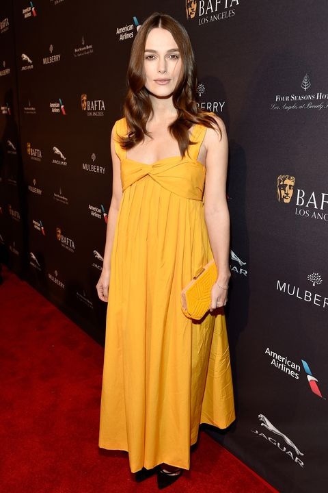 Actress Keira Knightley attends the BAFTA Los Angeles Tea Party at The Four Seasons Hotel on January 10, 2015 in Beverly Hills, California