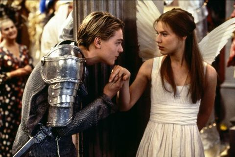 Hair, Face, Head, Armour, Dress, Fictional character, Costume, Scene, Knight, Acting,