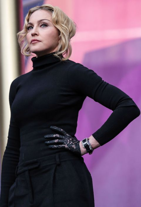 Madonna: Pressing Charges Against My Rapist Wasn't Worth It
