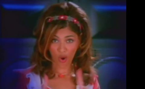 Rare Unearthed Video Shows Beyoncé as Background Singer