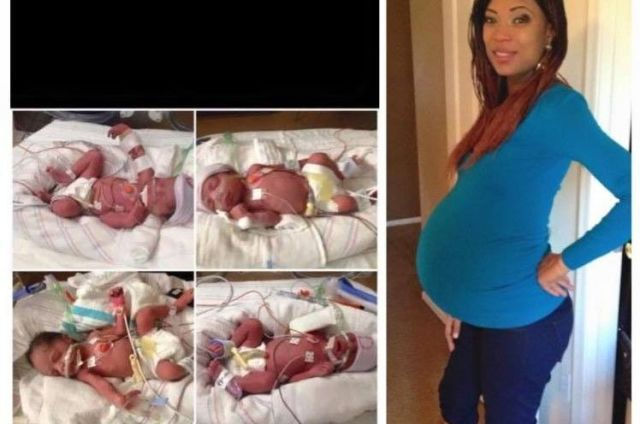Mother Dies Right After Giving Birth to Miracle Quadruplets