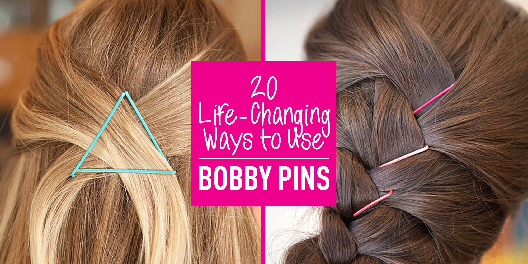 11 Life-Changing Ways to Use Bobby Pins