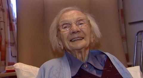 109-Year-Old Woman Reveals Her Hilarious Secret to a Long Life