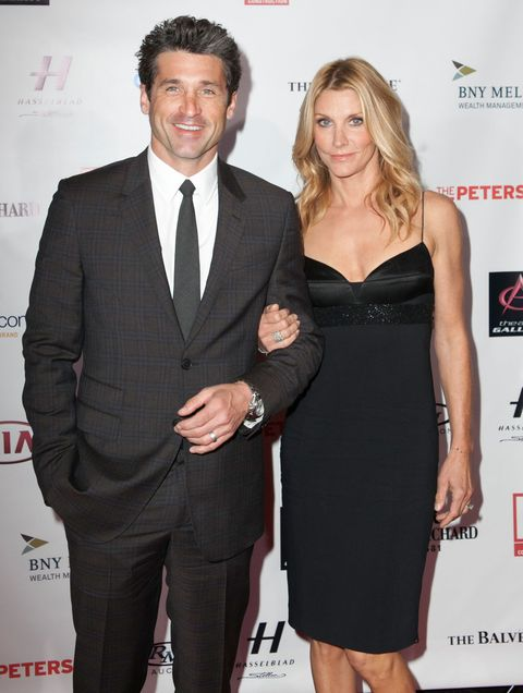 Noooo Patrick Dempsey Is Separating From His Wife Of 15 Years