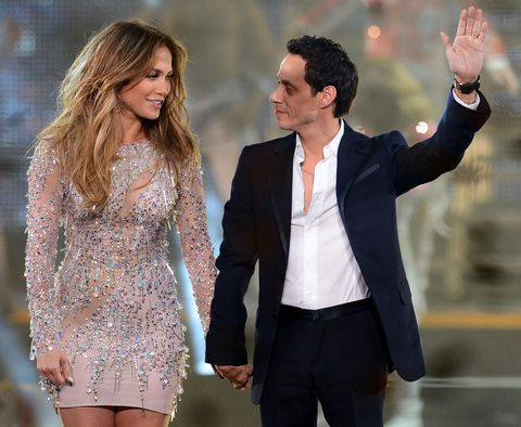 """Jennifer Lopez Says Her Exes Prove She's Not a """"Looks Person"""""""